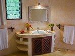 Monkey Beach House- Ground flr bathroom