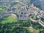 Aerial View - Visit Bath