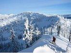 Summitt at Brundage Mountain Ski Resort