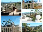 Villa Moraira postcard impressions