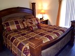 Luxurious 6'6' King size bed