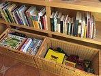 Juegos, pelis y libros