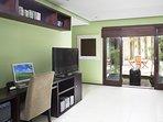 Villa Jemma - Spacious media room
