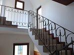 particolari del vano scale