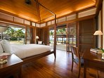 Villa Ananda - Bedroom outlook