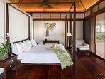 Villa Ananda - Bedroom layout
