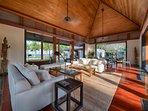 Villa Ananda - Modern living room design