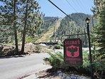 At Heavenly's California Base Lodge