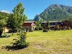 Casa rural con chimenea La Matuca