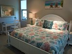 Super comfortable King bed