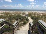 Beach is Steps Away