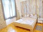 Cosy and quiet bedroom