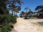Complejo - espacios comunes: Distancia a la playa 1 cuadra