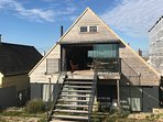 Beach House on the dunes, Kent