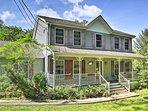 NEW! Monroe Family Home w/ Deck & Spacious Yard!