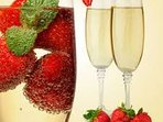 Champagne and Strawberries can be provided POA