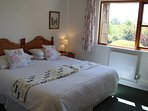 Let us know if you'd prefer an extra wide double bed.