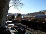 Il vecchio mercato del libro dove puoi trovare alcune gemme nascoste.