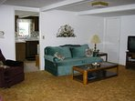 Living Room (now has flat-panel tv)