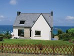 4 bedroom Villa in Trélévern, Brittany, France : ref 5565436