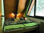 Schlafzimmer Waldseite