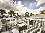 Stay at 'The Salty Dog', a St Augustine Beach vacation rental cottage!