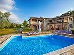 3 bedroom Villa in Fabci, Istria, Croatia : ref 5620443