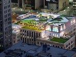 Global Luxury Suites in Downtown Cincinnati