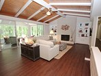 Private, spacious, desirable, open Peachtree City retreat
