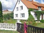 Ferienhaus Lola mit 4 Schlafzimmern, Kamin, Küche, Garten, WLAN, Sat-TV
