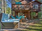 NEW! Home w/Deck & Hot Tub By Heavenly Ski Resort!