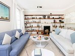 Beautiful and spacious two beds flat in Bayswater