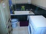 salle de bain machine a laver