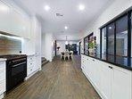 Hunter Valley Accommodation - Whitevale Estate - Lovedale - Kitchen