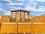 4 Berth with full lake view. D/G & C/H. *Pets Welcome. REF 16005 Lakeview.