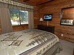 .Bedroom # 2: Pillowtop Queen Bed. Flat Screen TV/DVD.