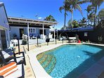 Private and secure Salt Water Pool