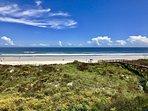 Beacher's Lodge Ocean Front Condo on Crescent Beach #110