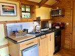 Bramble Lodge - Kitchen
