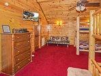 Bedroom #4 (Bunkhouse)