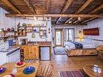 Aldous Huxley Cabin