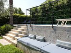 Garden and swimming pool design by Arbornet Australia