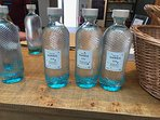 The Harris Distillery is well stocked with Harris Gin to purchase.