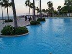 Beautiful Limassol promenade