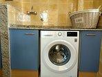 Zona de lavadero en cocina