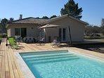 3 bedroom Villa in Hourtin, Nouvelle-Aquitaine, France : ref 5434853