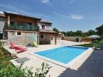 2 bedroom Villa in Rapavel, Istria, Croatia : ref 5564558