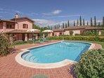 2 bedroom Apartment in Bivio Montorgiali, Tuscany, Italy : ref 5574658