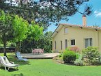 3 bedroom Villa in Hourtin, Nouvelle-Aquitaine, France : ref 5434857