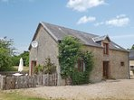 2 bedroom Villa in Brucheville, Normandy, France : ref 5565672